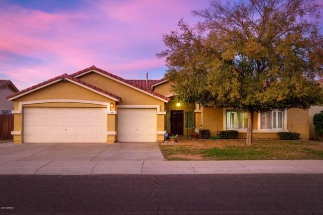 1820 E Saint Charles Avenue, Phoenix, AZ 85042 (MLS #6014522) :: Dijkstra & Co.