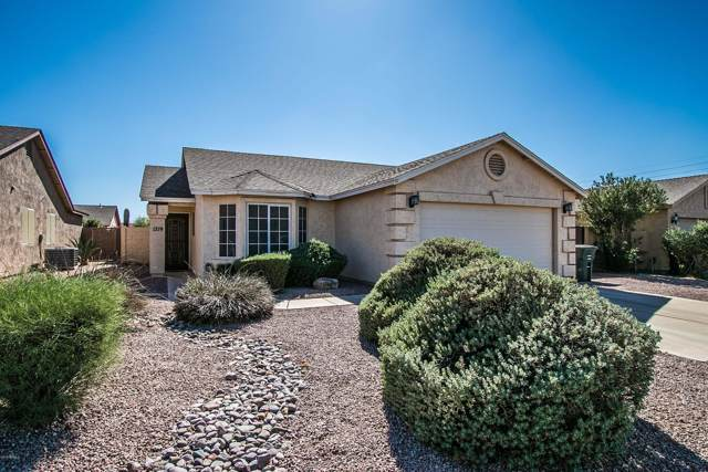 1719 E Sandalwood Road, Casa Grande, AZ 85122 (MLS #6014532) :: Nate Martinez Team