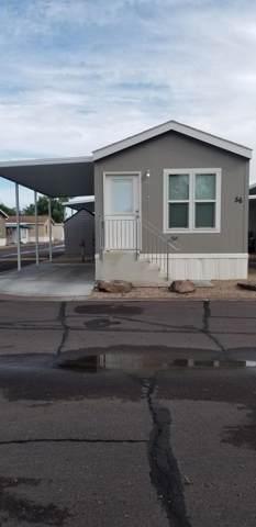 7200 N 43rd Avenue #56, Glendale, AZ 85301 (MLS #6014537) :: Brett Tanner Home Selling Team