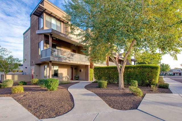 6937 E 6TH Street #1002, Scottsdale, AZ 85251 (MLS #6014565) :: Brett Tanner Home Selling Team
