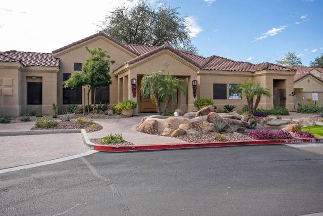7575 E Indian Bend Road #2018, Scottsdale, AZ 85250 (MLS #6014582) :: The Helping Hands Team
