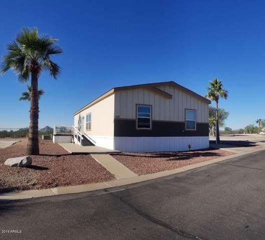 2000 S Apache Road #148, Buckeye, AZ 85326 (MLS #6014589) :: Dijkstra & Co.
