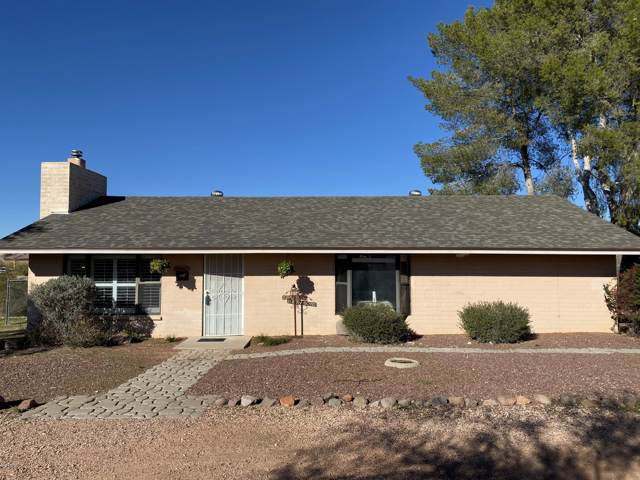 1850 W Luray Road, Wickenburg, AZ 85390 (MLS #6014591) :: The Kenny Klaus Team