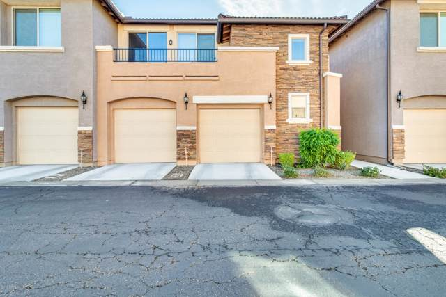7726 E Baseline Road #105, Mesa, AZ 85209 (MLS #6014592) :: The Kenny Klaus Team