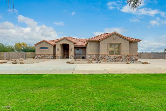 23417 S 155TH Street, Gilbert, AZ 85298 (MLS #6014596) :: Revelation Real Estate