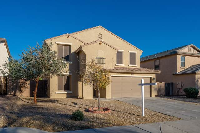11877 N 156TH Lane, Surprise, AZ 85379 (MLS #6014597) :: Kortright Group - West USA Realty