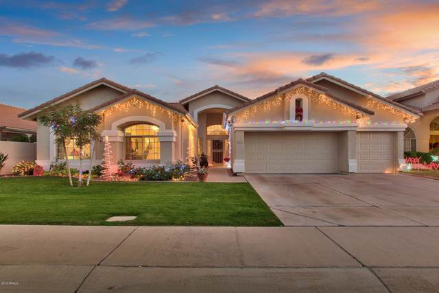 2319 E Indigo Bay Drive, Gilbert, AZ 85234 (MLS #6014600) :: The Kenny Klaus Team