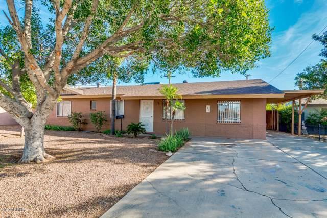 9845 N 18TH Avenue, Phoenix, AZ 85021 (MLS #6014608) :: The C4 Group