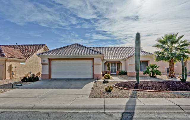 16161 W Heritage Drive, Sun City West, AZ 85375 (MLS #6014612) :: Long Realty West Valley
