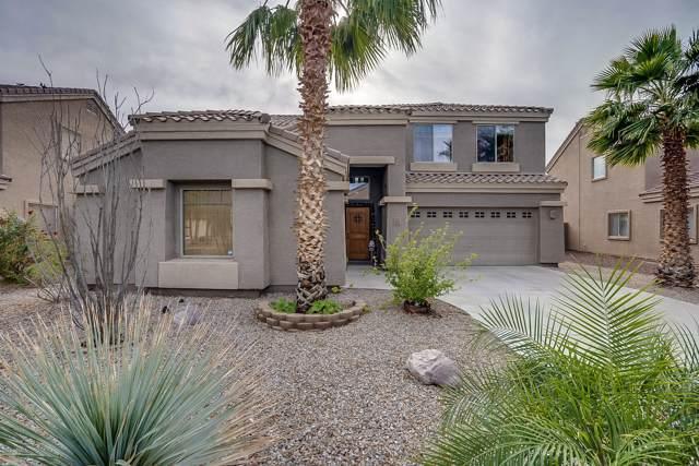 2185 W Cameron Boulevard, Coolidge, AZ 85128 (MLS #6014621) :: The Kenny Klaus Team
