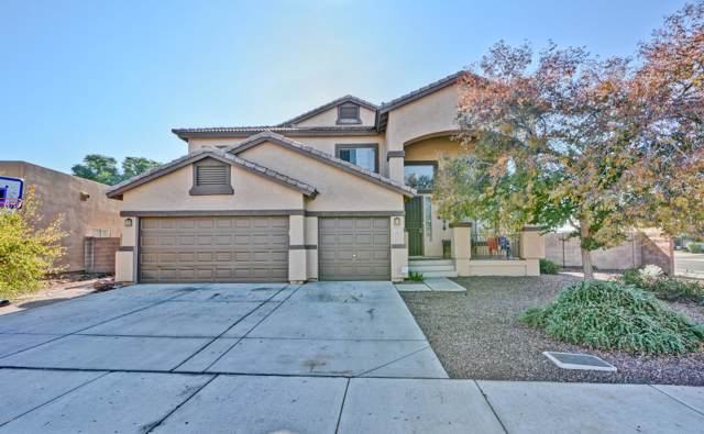 8047 W Hess Avenue, Phoenix, AZ 85043 (MLS #6014637) :: Openshaw Real Estate Group in partnership with The Jesse Herfel Real Estate Group