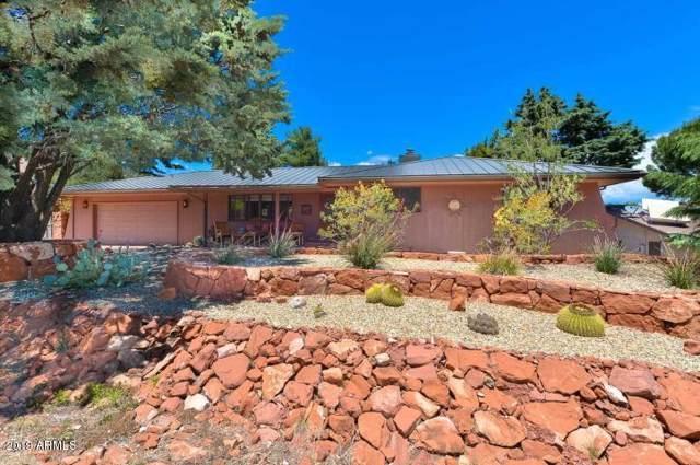 90 Frisco Trail, Sedona, AZ 86351 (MLS #6014666) :: The Laughton Team