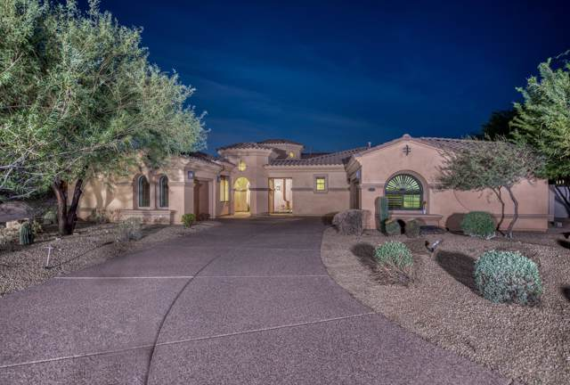 17902 N 100TH Street, Scottsdale, AZ 85255 (MLS #6014702) :: The Kenny Klaus Team