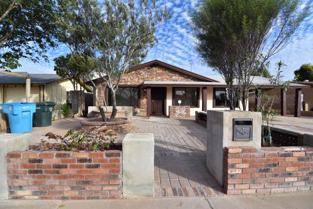 4215 N 83RD Drive, Phoenix, AZ 85037 (MLS #6014703) :: The Kenny Klaus Team