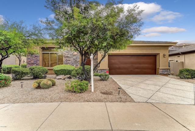 8411 E Windrunner Drive, Scottsdale, AZ 85255 (MLS #6014709) :: Devor Real Estate Associates