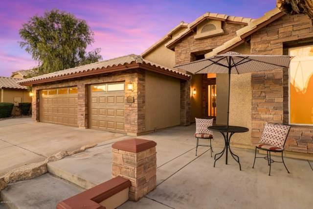 1138 W Vera Lane, Tempe, AZ 85284 (MLS #6014730) :: REMAX Professionals
