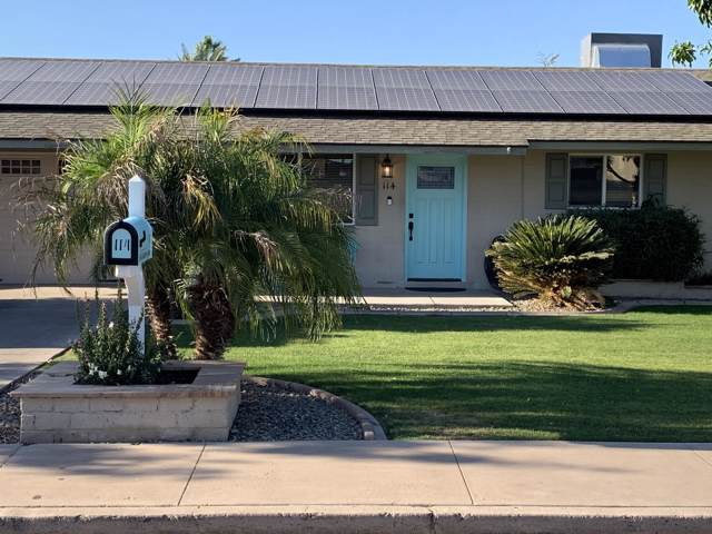 114 W Hackamore Avenue, Gilbert, AZ 85233 (MLS #6014731) :: Openshaw Real Estate Group in partnership with The Jesse Herfel Real Estate Group