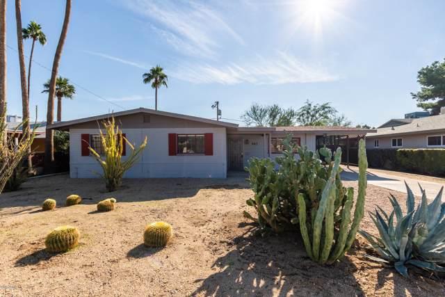 443 W Mulberry Drive, Phoenix, AZ 85013 (MLS #6014741) :: Lux Home Group at  Keller Williams Realty Phoenix