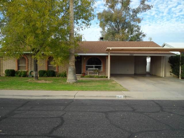 1540 E Edgewood Avenue, Mesa, AZ 85204 (MLS #6014756) :: The Ramsey Team