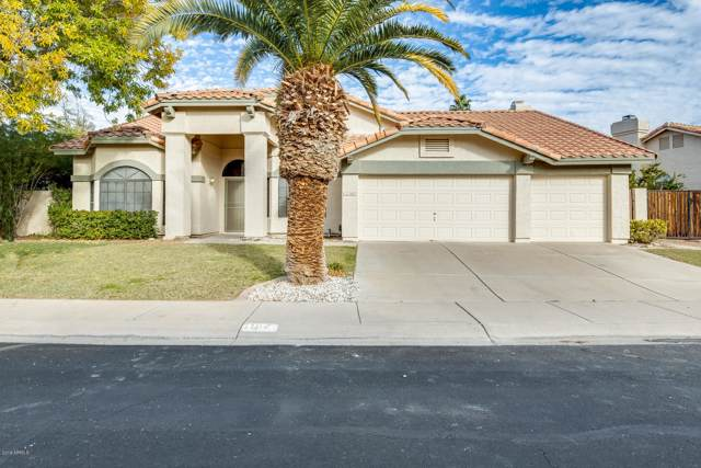 1107 S Crown Key Avenue, Gilbert, AZ 85233 (MLS #6014767) :: Revelation Real Estate