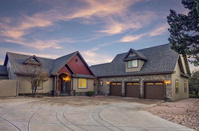 1007 W Rock Springs Circle, Payson, AZ 85541 (MLS #6014789) :: The Helping Hands Team