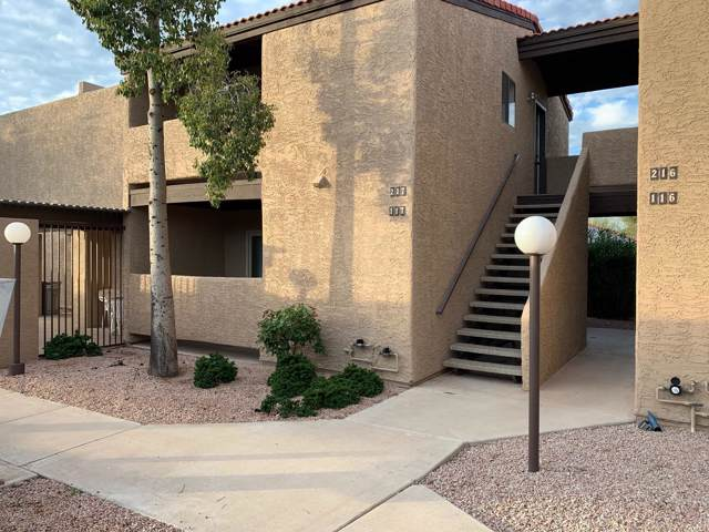 2320 N 52ND Street #117, Phoenix, AZ 85008 (MLS #6014824) :: The Helping Hands Team