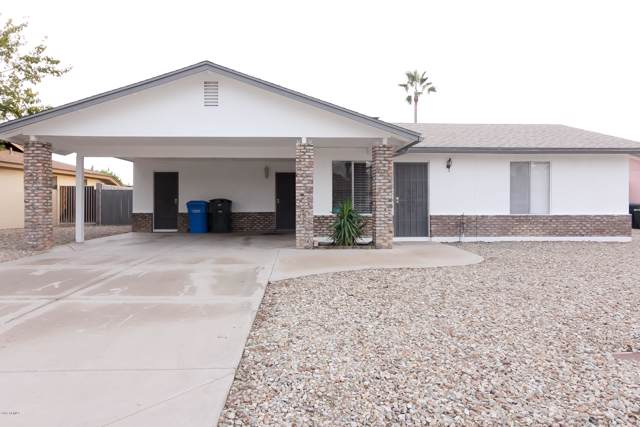 119 W Wagoner Road, Phoenix, AZ 85023 (MLS #6014844) :: The Helping Hands Team
