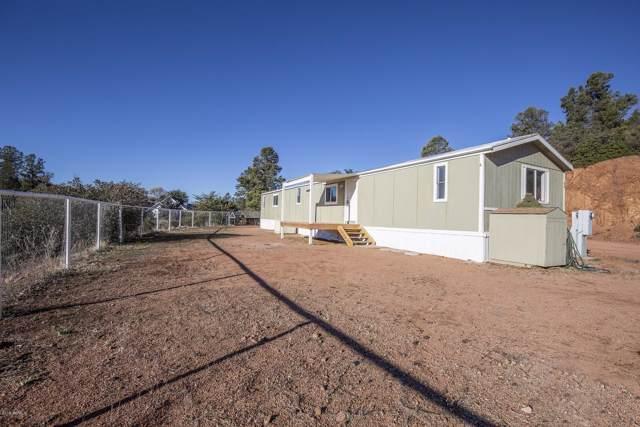 82 N Sidewinder Trail, Payson, AZ 85541 (MLS #6014920) :: The Kenny Klaus Team