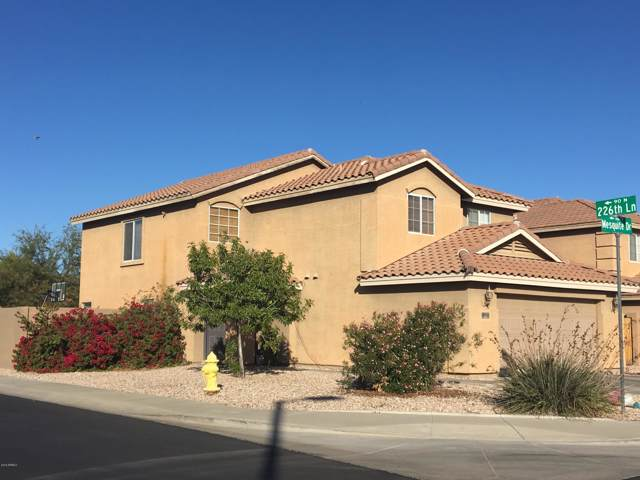 22678 W Mesquite Drive, Buckeye, AZ 85326 (MLS #6014980) :: The Kenny Klaus Team