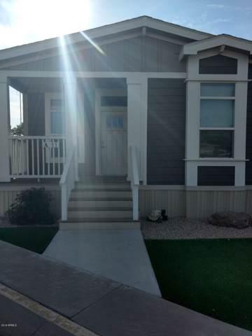 2460 E Main Street A11, Mesa, AZ 85213 (MLS #6015085) :: The Kenny Klaus Team