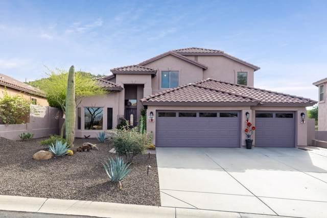 8251 E Fairy Duster Drive, Gold Canyon, AZ 85118 (MLS #6015154) :: The Kenny Klaus Team