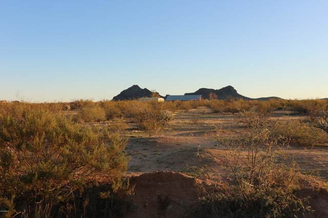 0 W Williams Road, Aguila, AZ 85320 (MLS #6015279) :: The W Group