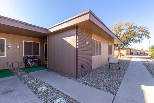 13822 N 111TH Avenue, Sun City, AZ 85351 (MLS #6015292) :: The Kenny Klaus Team