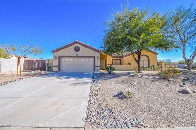 15881 S Saxon Road, Arizona City, AZ 85123 (MLS #6015296) :: NextView Home Professionals, Brokered by eXp Realty