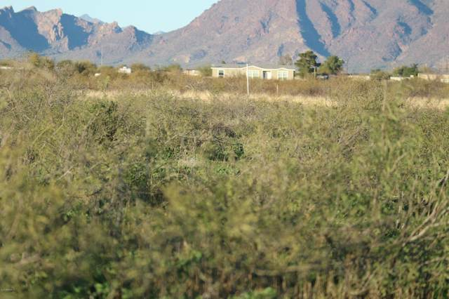 0 W Iver, Lot R Road, Aguila, AZ 85320 (MLS #6015306) :: The W Group