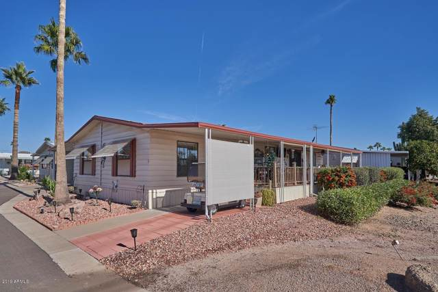 9333 E University Drive #171, Mesa, AZ 85207 (MLS #6015379) :: The Kenny Klaus Team