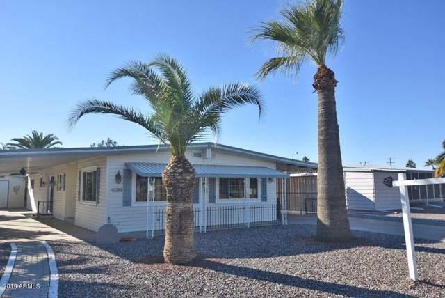 202 S 72ND Place, Mesa, AZ 85208 (MLS #6015389) :: The Kenny Klaus Team