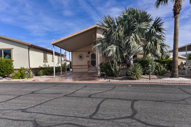 17200 W Bell Road #1734, Surprise, AZ 85374 (MLS #6015395) :: Brett Tanner Home Selling Team
