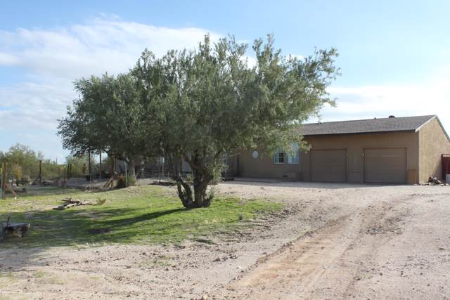 21880 E Sun Aire Drive, Florence, AZ 85132 (MLS #6015440) :: The Kenny Klaus Team