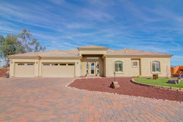 11638 N Sparrow Lane, Fountain Hills, AZ 85268 (MLS #6015448) :: Brett Tanner Home Selling Team