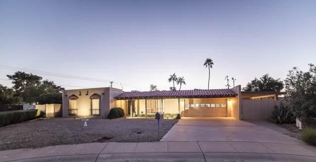 245 E Joan D Arc Avenue, Phoenix, AZ 85022 (MLS #6015470) :: Brett Tanner Home Selling Team