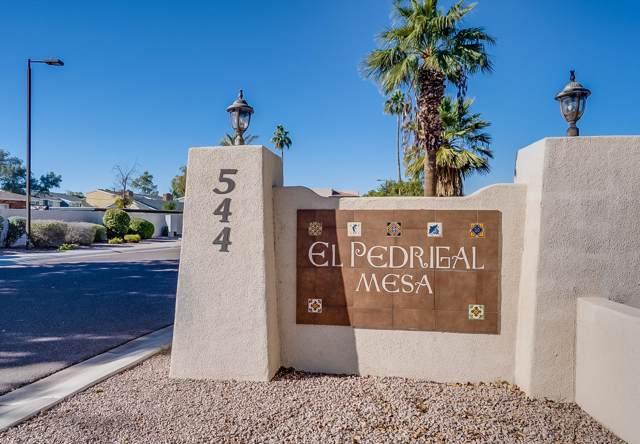 544 N Alma School Road #32, Mesa, AZ 85201 (MLS #6015569) :: The Kenny Klaus Team