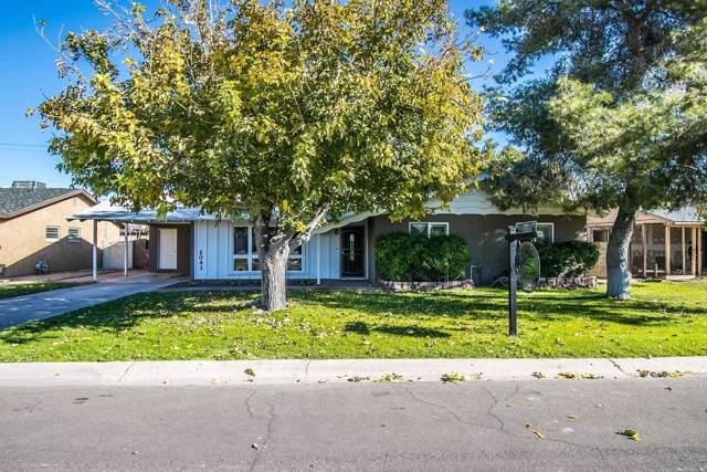 2043 N 71ST Street, Scottsdale, AZ 85257 (MLS #6015718) :: The Kenny Klaus Team
