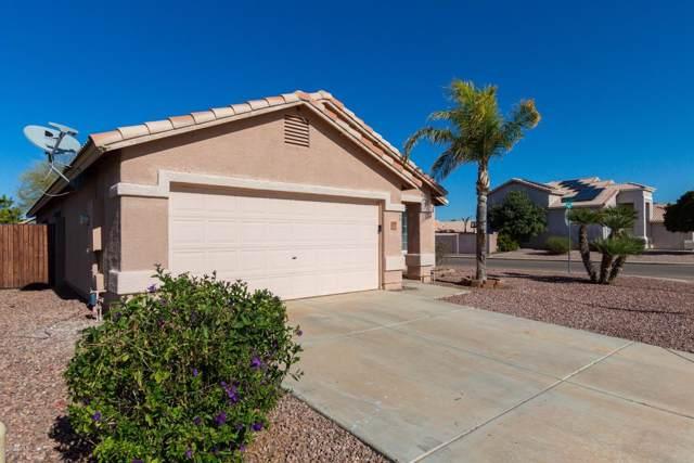 11606 W Palm Lane, Avondale, AZ 85392 (MLS #6015727) :: Brett Tanner Home Selling Team