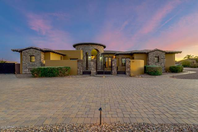 917 W Quail Circle, San Tan Valley, AZ 85143 (MLS #6015739) :: Devor Real Estate Associates