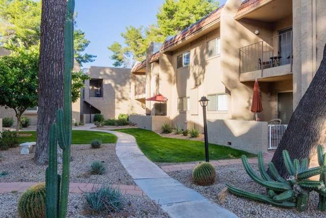 7436 E Chaparral Road 165B, Scottsdale, AZ 85250 (MLS #6015748) :: Long Realty West Valley