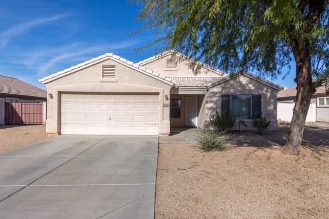 7170 W Stella Avenue, Glendale, AZ 85303 (MLS #6015770) :: The Property Partners at eXp Realty