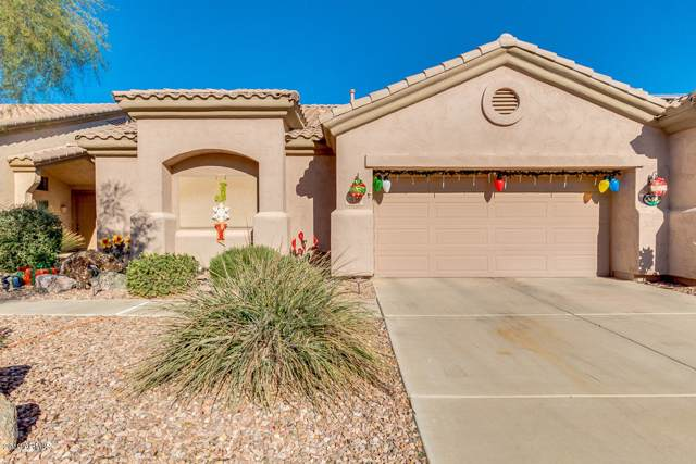1538 E Brenda Drive, Casa Grande, AZ 85122 (MLS #6015817) :: The Kenny Klaus Team