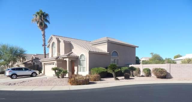 6638 W Rose Garden Lane, Glendale, AZ 85308 (MLS #6015829) :: Selling AZ Homes Team