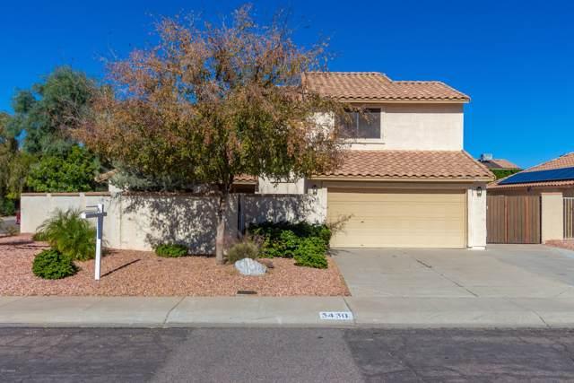 5430 W Cochise Drive, Glendale, AZ 85302 (MLS #6015879) :: The W Group